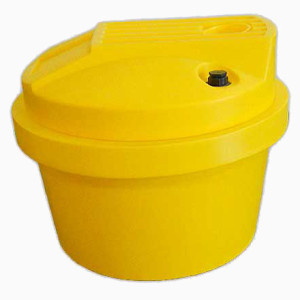 Aquarius Tank 30 Gallon Yellow Peabody Engineering