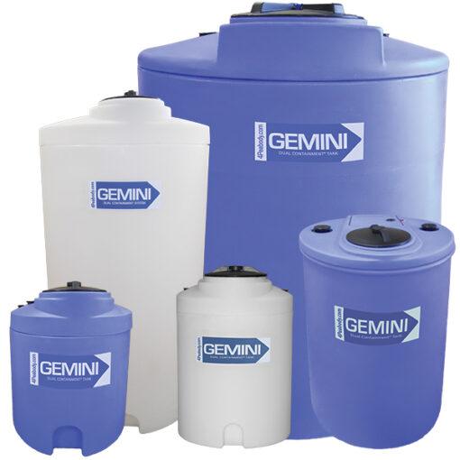 Gemini Dual Containment® Tanks