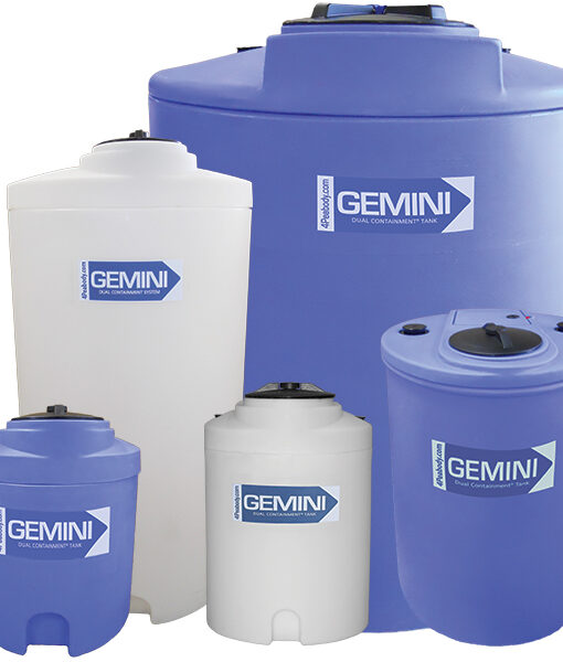 Gemini Dual Containment™ Tanks – Peabody Engineering