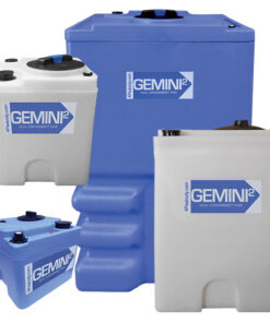 Gemini² Dual Containment® Tanks