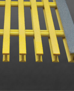 PROGrate® Pultruded Stair Tread