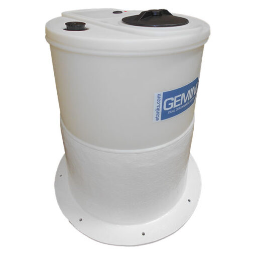 FiberRing Restraint System for a Gemini Dual Containment® Tank 62 Gallon Size