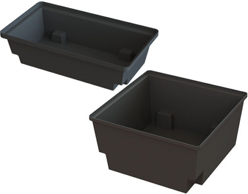 ProChem® Basins Size 67 and 400