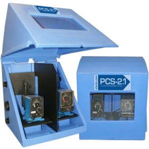PCS2.1 Blue Peabody Engineering