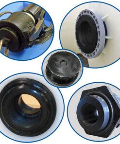 Tank Fittings & Nozzles & QCA