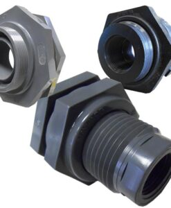 Bulkhead & Bolted Fittings