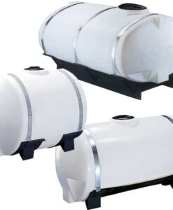Horizontal Saddle Tanks