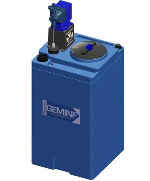 Gemini® Pump Pup™ Pump Pedestal
