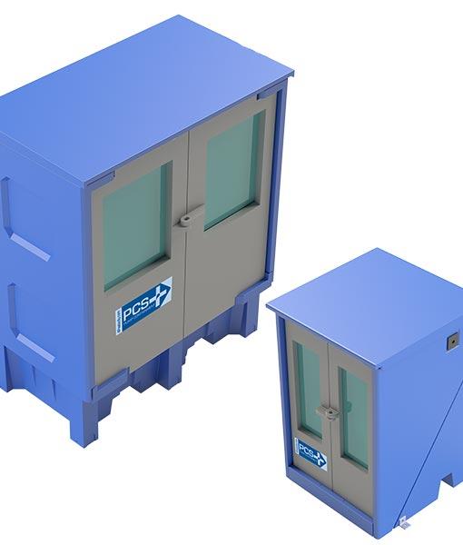 pcs-plus-pump-containment-enclosure-collage