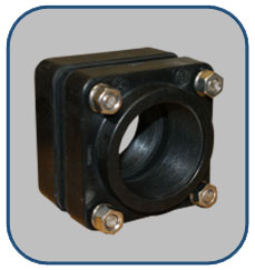 Bolted Bulkhead Fitting PPL