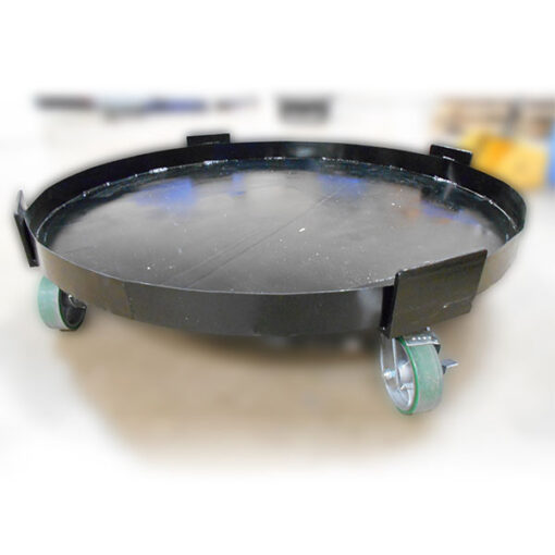 Steel Tank Dolly with Casters