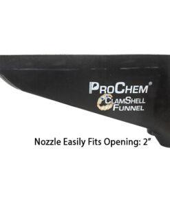 ProChem Funnel Black Fits 2