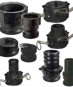 QCA Quick Couplers & Adapters