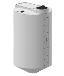 ProChem® Cone Bottom Tanks 200 gallon