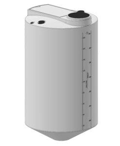 ProChem® Cone Bottom Tanks