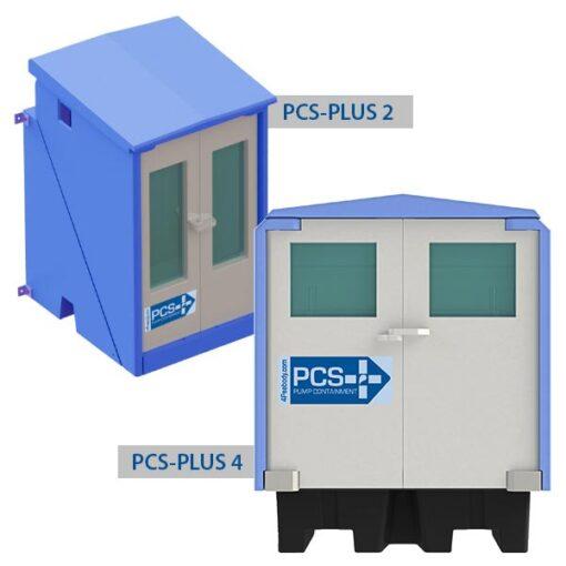 PCS-PLUS 2 and PCS-PLUS 4